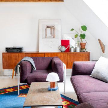 Norrebro - penthouse