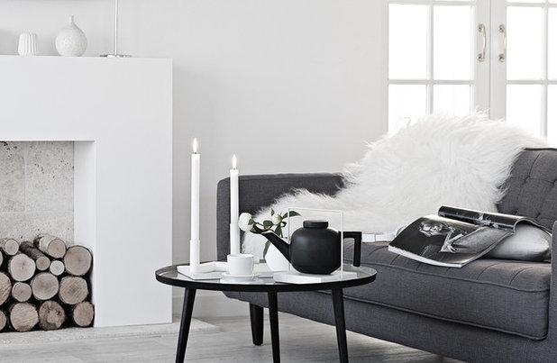 Skandinavisk Vardagsrum by Nur Design