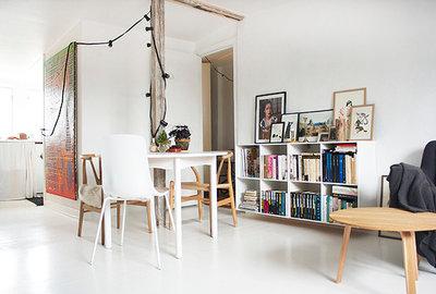 Contemporary Vardagsrum by MetteMaje Sofia Skøtt