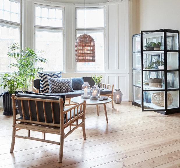 Beach Style Living Room by Hübsch