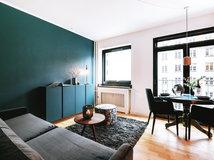 7 Tipps, wie Sie kleine Räume mit Farbe gestalten können