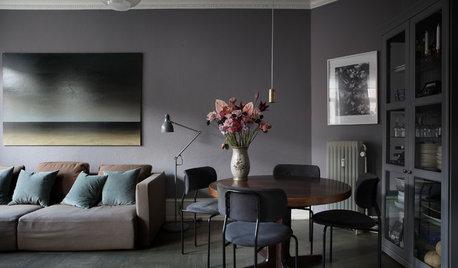 Smuk stue i København – fyldt med originale detaljer og genbrug
