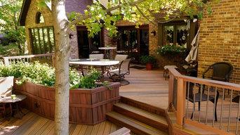 2012 CoTY award winner: Miami Valley, OH NARI Residential Exterior-Deck