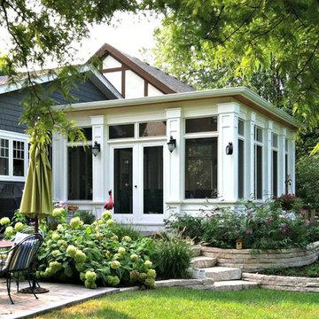 2013 - Wheaton - Back Porch Addition