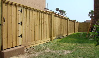 2832EB Privacy fence at new deck