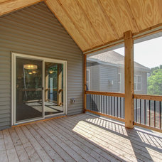 Eclectic Deck by R. Fleming Construction