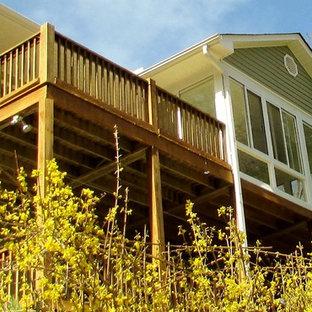 3 Season Sunroom Conversion - Robbinsville, NC