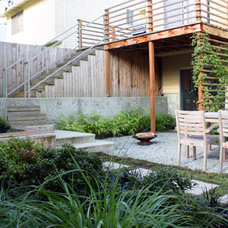 Contemporary Deck by Studio 342 Landscape Architecture