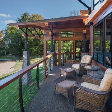 Adirondack Mountain Home