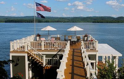 My Houzz: Cozy Alabama Lake Retreat