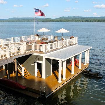 Alabama Lake Home