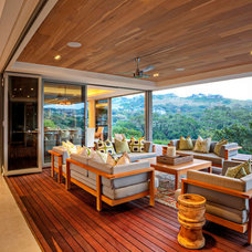 Contemporary Deck by Union3