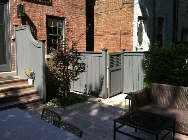 Traditional Deck by CanTrust Contracting Group