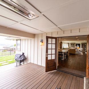 An Open Concept House