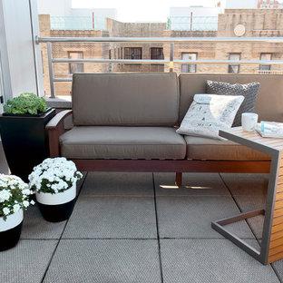 Удачное сочетание для дизайна помещения: терраса в современном стиле - самое интересное для вас