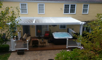 Arcadia Louvered Roofs for decks
