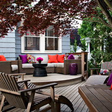 Traditional Deck by Archadeck Outdoor Living