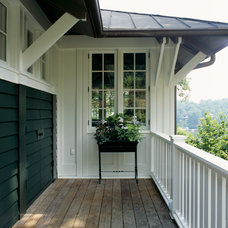 Craftsman Deck by Donald Lococo Architects