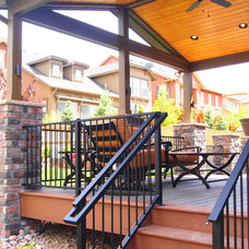 Transitional Deck by Mile High Designs