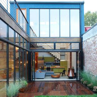 Idee per terrazze e balconi industriali