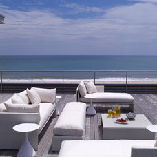 Contemporary Deck by Interiors & Architecture Photography by Ken Hayden