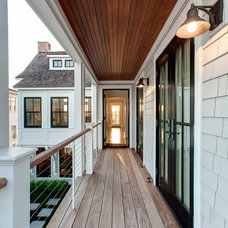 Beach Style Deck by Michael Scott King