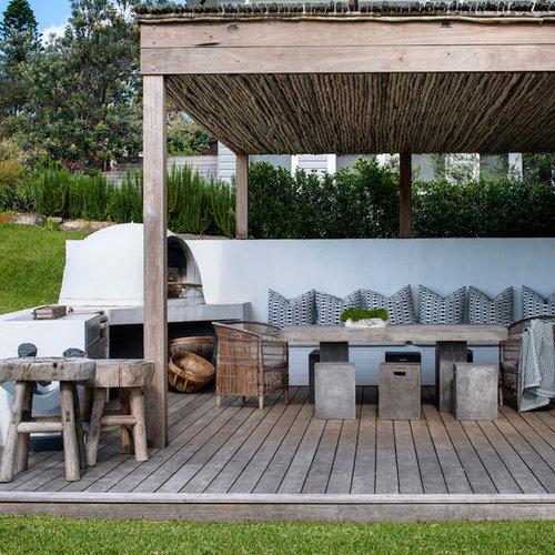 Pergola Designs In Sydney: Deck Pergola Ideas