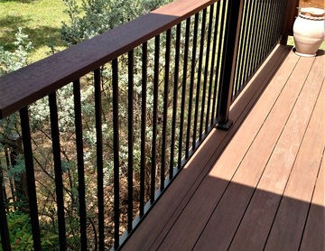 AZEK Deck and Covered Porch On Lake Travis