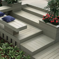 Traditional Deck by F.D. Sterritt Lumber Company