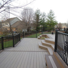 Traditional Deck by Thomas Decks, LLC