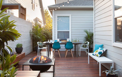 12 Small-Deck Design Ideas for Outdoor Dining and Lounging