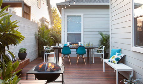 12 Small Deck Design Ideas for Outdoor Dining and Living