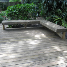 Traditional Deck by Master Carpentry & Repair