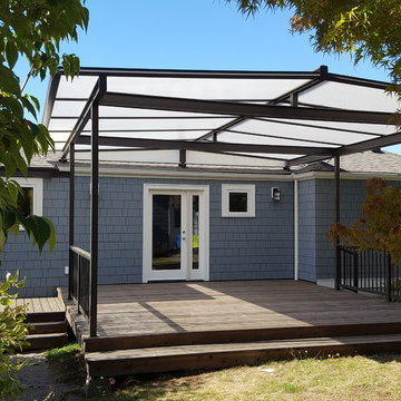 Ballard Bungalow - Deck and Patio Cover Add Affordable Outdoor Living Space