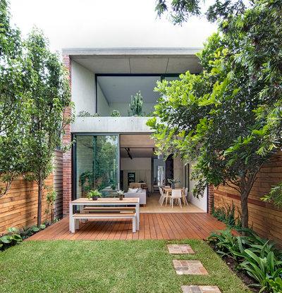 Modern Terrasse by Ballast Point PL