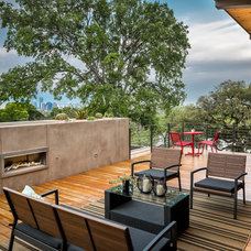 Contemporary Deck by A Parallel Architecture