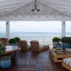 Tropical Deck by Tim Clarke Design