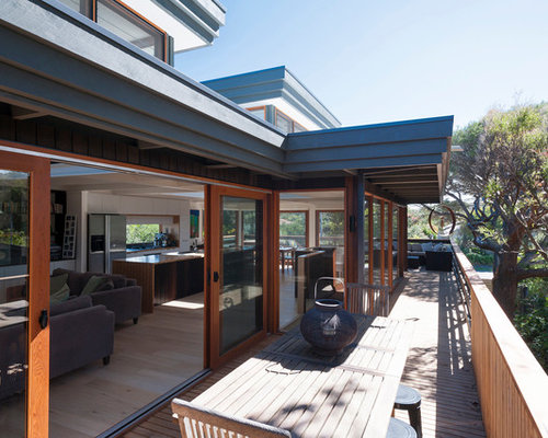 Geelong deck design ideas renovations photos for Beach house designs geelong