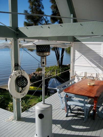 Eclectic Deck by Beach Vintage