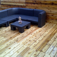 Contemporary Deck by SUPER SEVEN GROUP