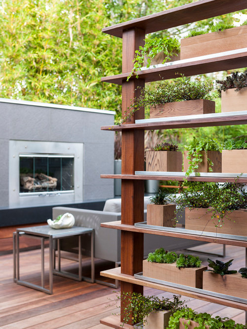 Cedar Planter Boxes Design Ideas Remodel Pictures Houzz