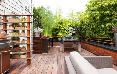 Zoom sur 10 petites terrasses incroyablement bien aménagées