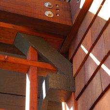 Craftsman  by Daniel M Swain, Architect