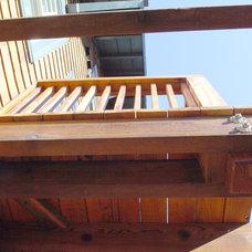Craftsman Deck by Daniel M Swain, Architect