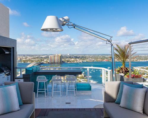 5593 rooftop deck design ideas remodel pictures houzz - Rooftop Deck Design Ideas