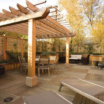 Best Outdoor Living Deck