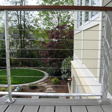 Bethesda New Deck Addition