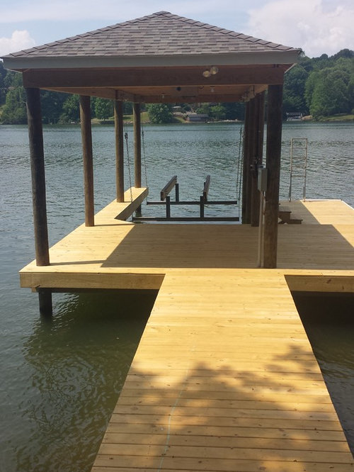 23 boat house design ideas - Boat Dock Design Ideas