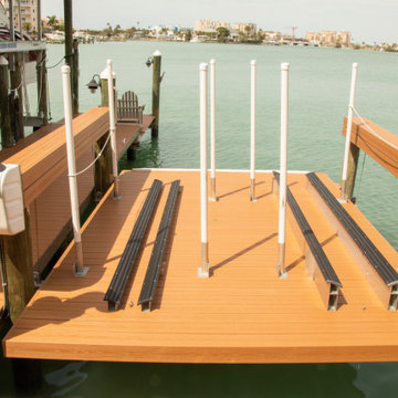 Boat House, Dock, Lift & Jet Ski Lift