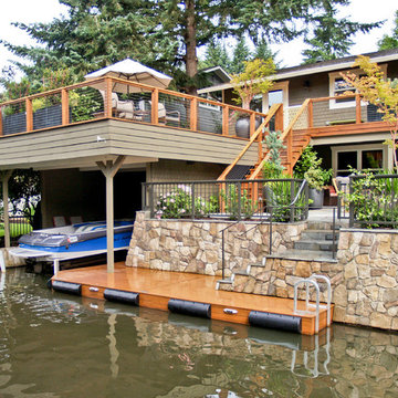 Boat Houses and Docks